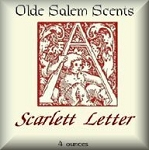 Scarlett Letter .25 or .50 oz oil